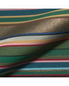 Jacquard - Golden stripes