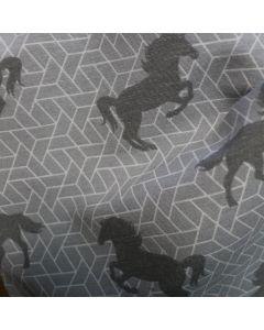 Graphic - Horses