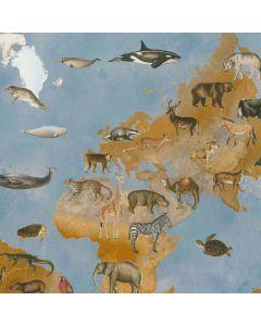 XL Globe - Animals