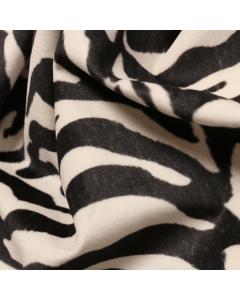 Zebra - Fluweel