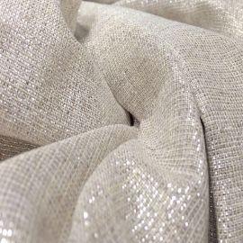 Zilverkleurige gordijnen vind je bij 123gordijn!