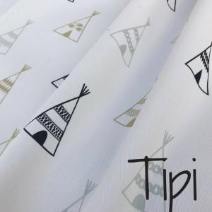 Tipi - Black, grey & ochre