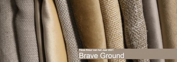 KLEUR 2021 BRAVE GROUND