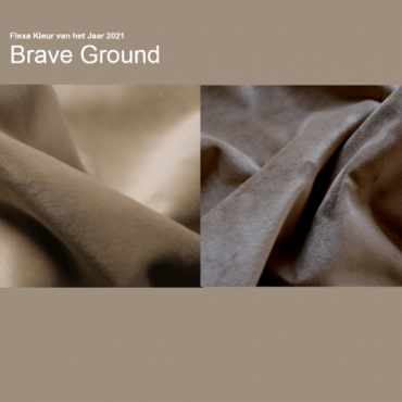 KLEUR 2021 BRAVE GROUND