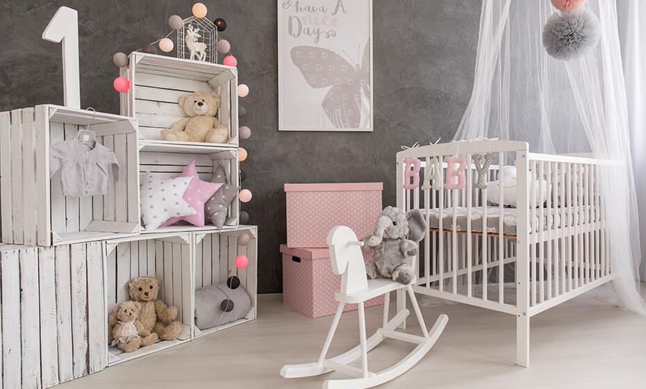 Bekijk alle babykamer gordijnen